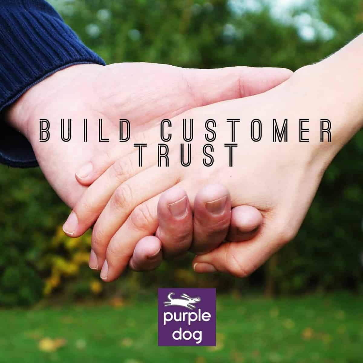 Build customer trust with blogging