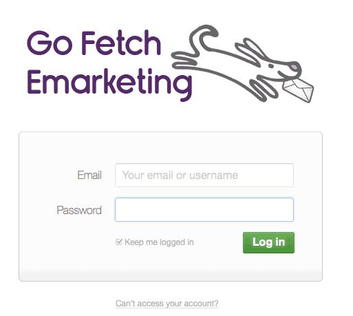 Go fetch e portal