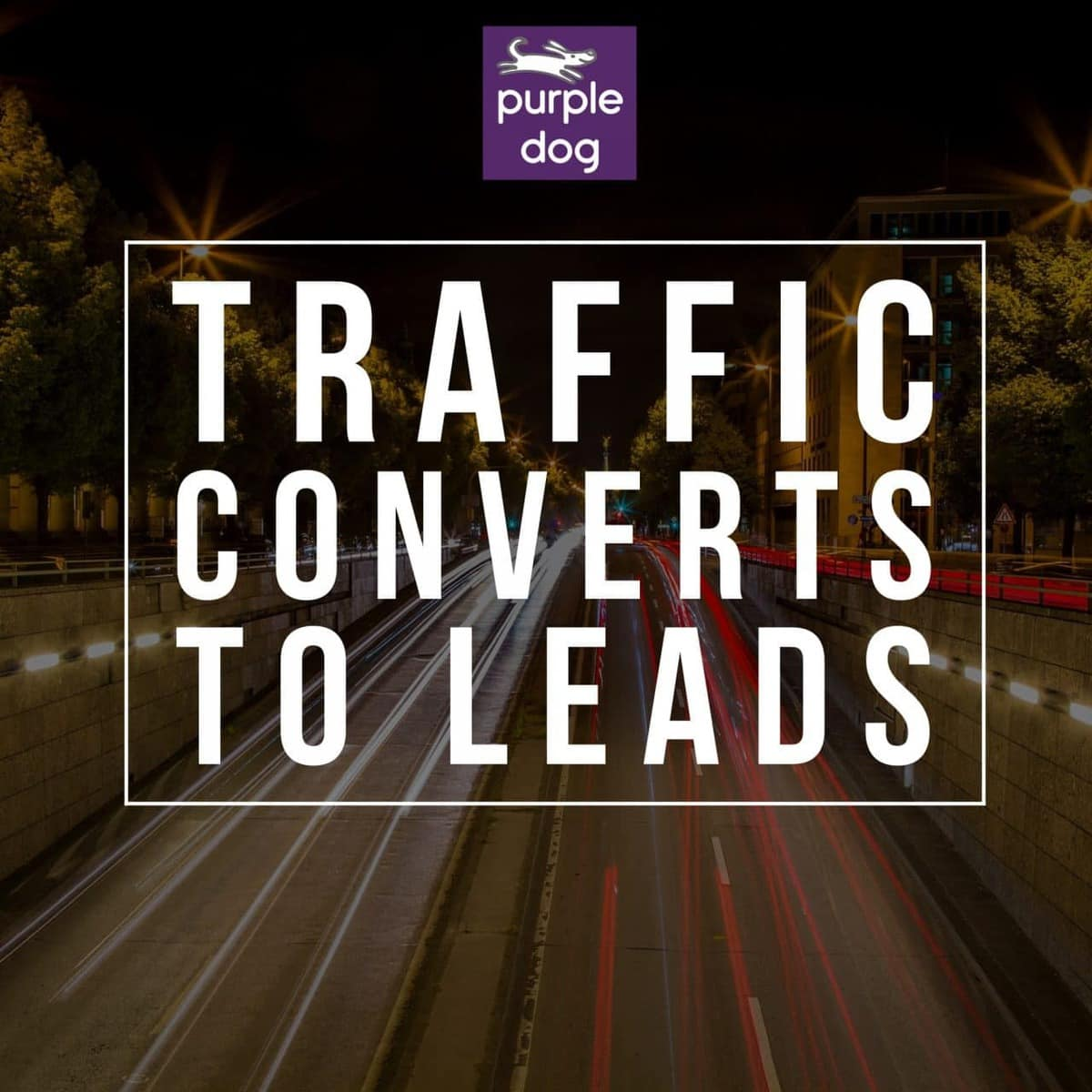 traffic converts to leads
