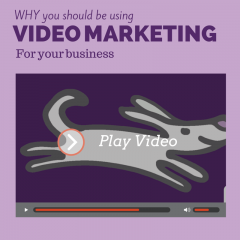 Why you should be using video marketing and 5 suggestions on how