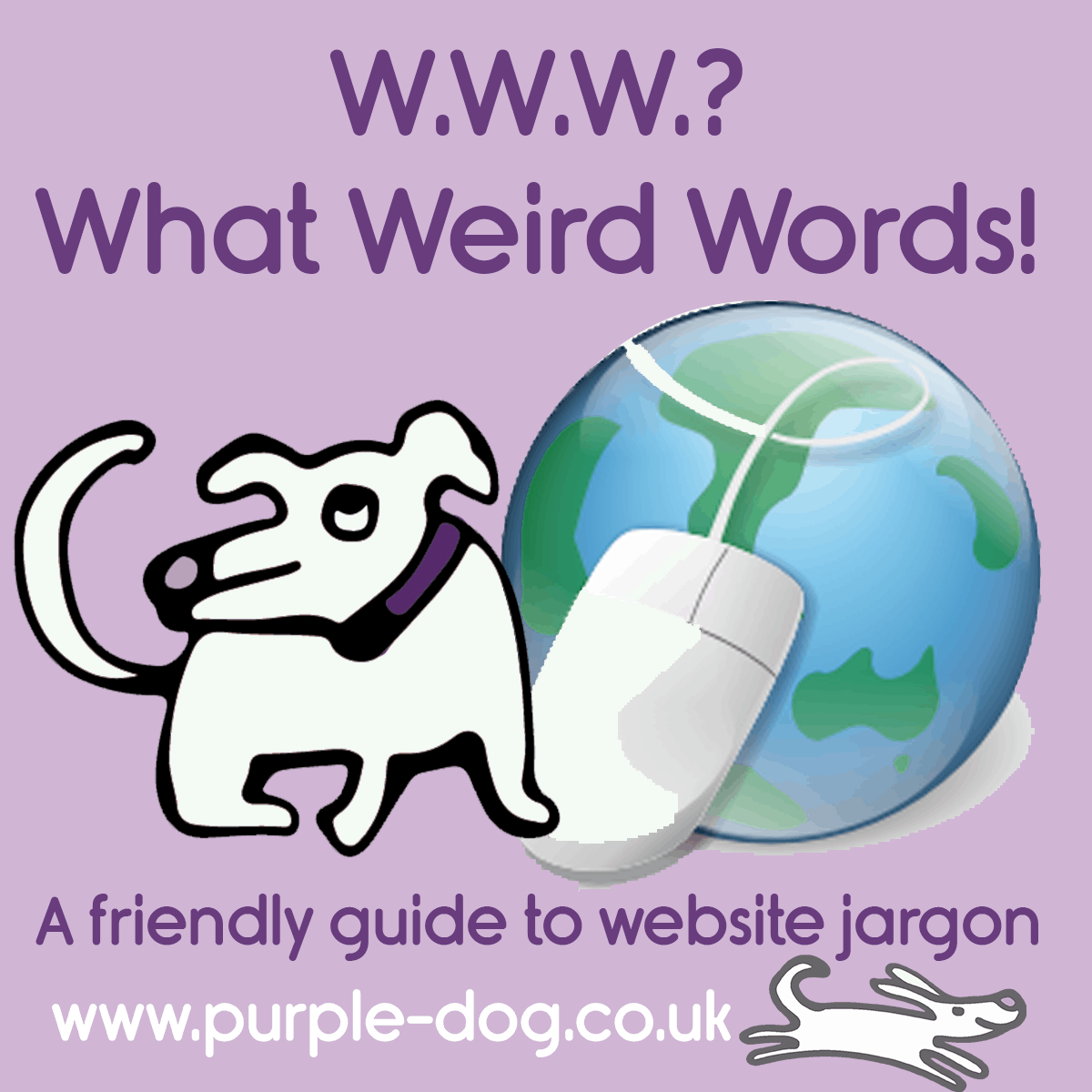 A friendly guide to website jargon