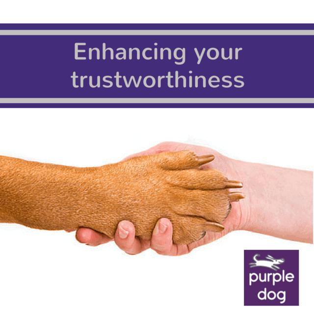 Enhancing your trustworthiness