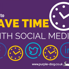 How save time on social media with scheduling