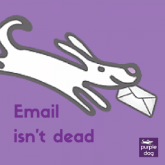 Email isn't dead