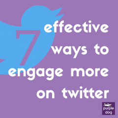 7 effective ways to engage more on twitter