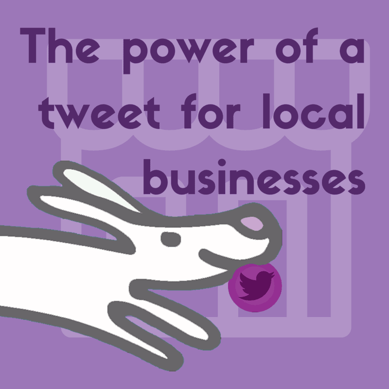 The power of a tweet for local businesses