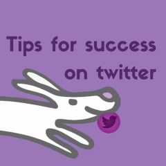 Tips for success on twitter