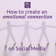 How to create an emotional connection on Social Media