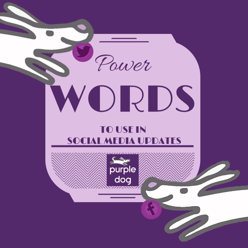 Power words to use in your social media
