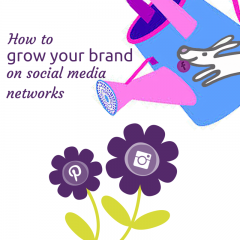 How to grow your brand on social media networks