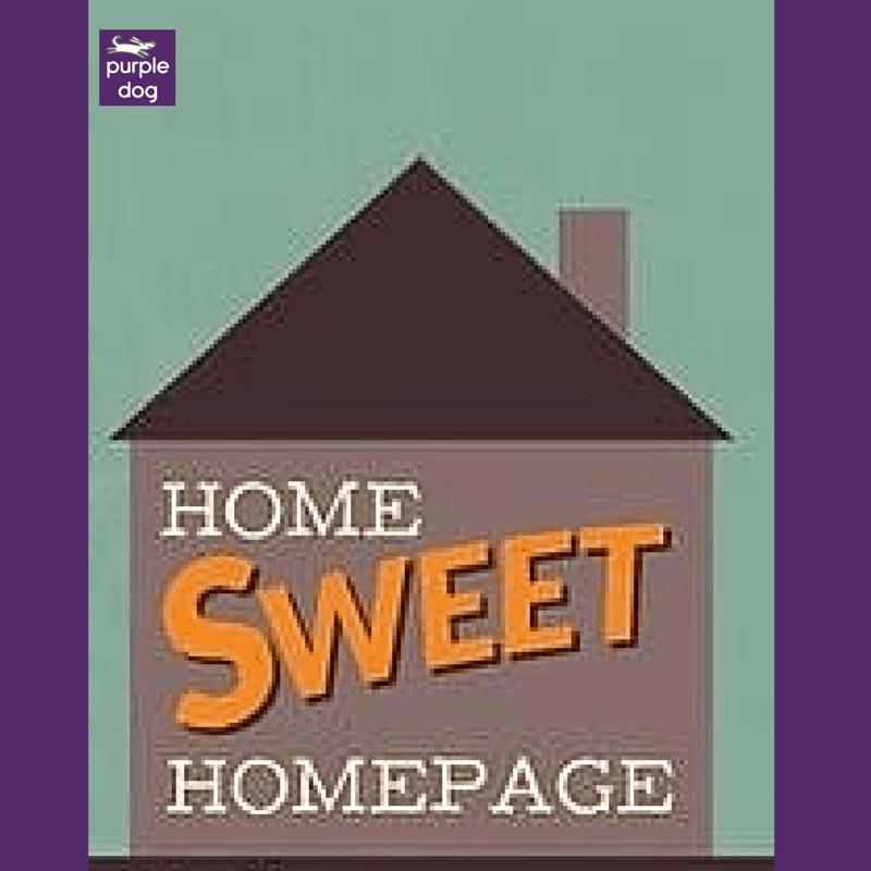 home sweet homepage