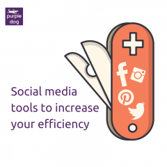 Social media tools to increase your efficiency