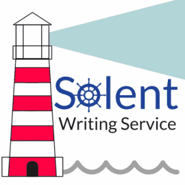 Solent Writing Logo Design