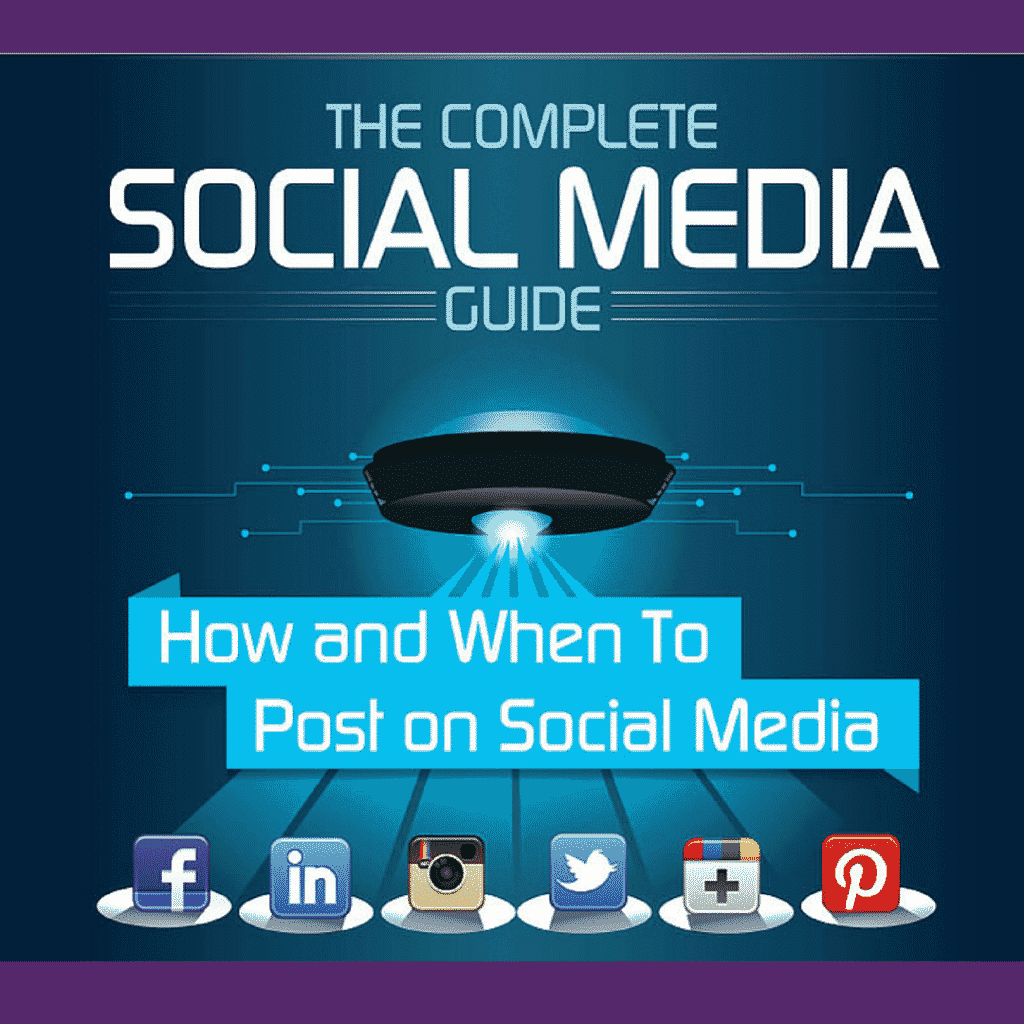 how and when to post to social media