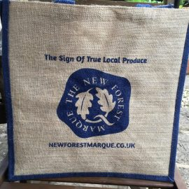 Bag Design for The New Forest Marque