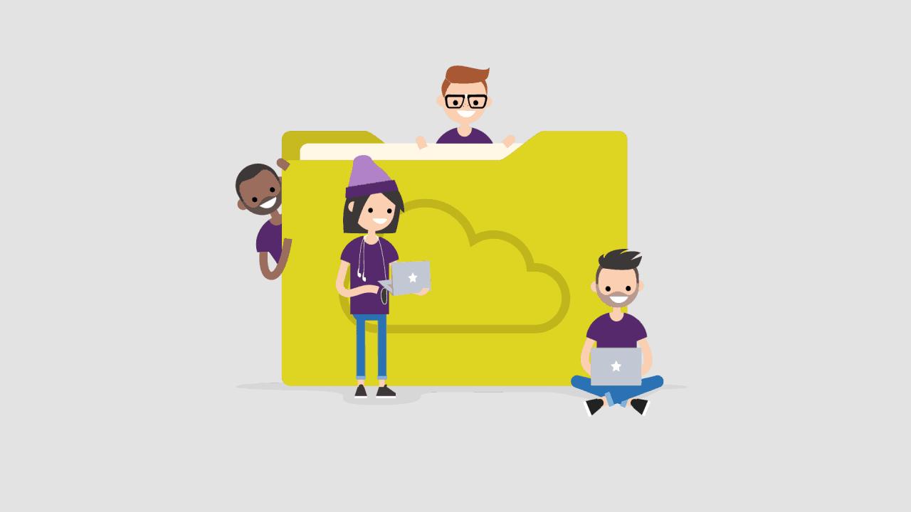 gSuite-Cloud-Working