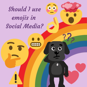 Should I use emojis in Social Media_