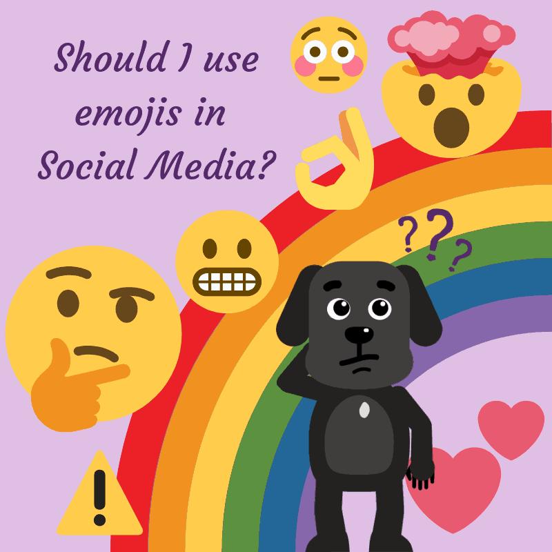Should I use emojis in Social Media_