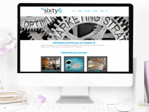 Website Design for Sixty6