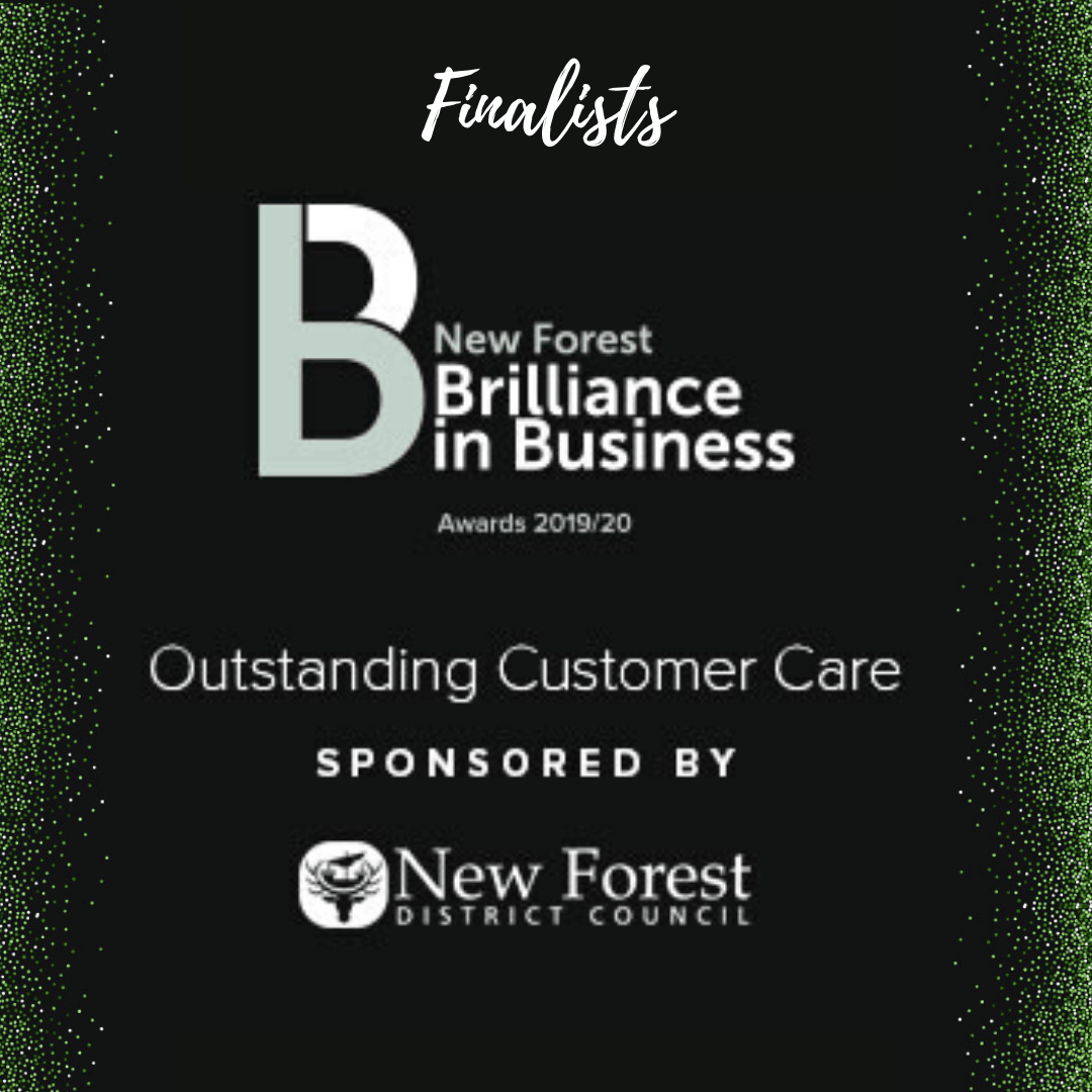 Finalists New Forest Brilliance in Business Awards