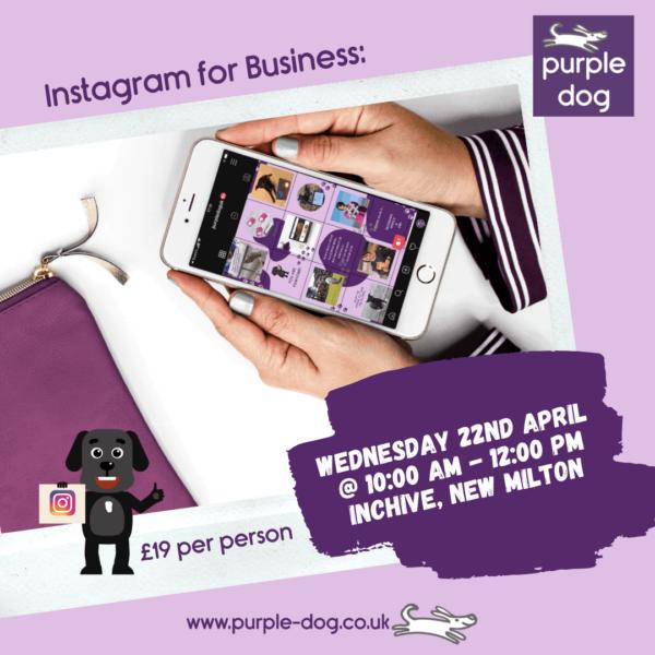 Instagram for Business April